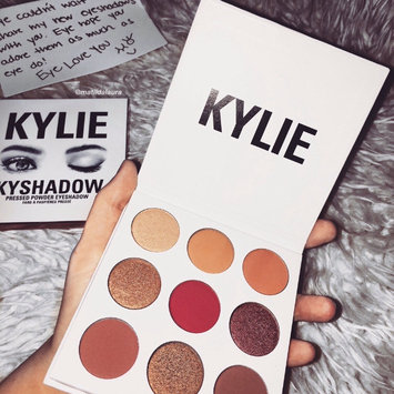 Photo of Kylie Cosmetics The Bronze Palette Kyshadow uploaded by Anastasia A.