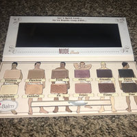 theBalm NUDE 'dude Eyeshadow Palette w/Twinbeauty Brush uploaded by Maria M.