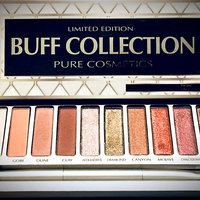 Pure Cosmetics Limited Edition Compact Buff Eyeshadow uploaded by Laura L.