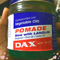 Dax Hair Conditioners Dax Pomade (Bergamot) 7.5 oz. Jar uploaded by Saned G.