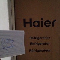 HAIER TOP 20.6 BLACK TOP REFRIGERATOR uploaded by Camila M.