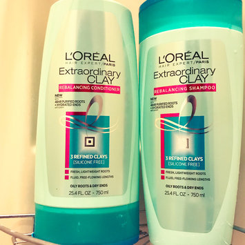 L'Oréal Extraordinary Clay Rebalancing Conditioner uploaded by Kayla A.