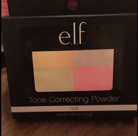 e.l.f. Cosmetics Tone Correcting Powder uploaded by Tiff P.