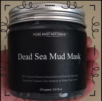 Pure Body Naturals Dead Sea Mud Mask uploaded by Lizette R.