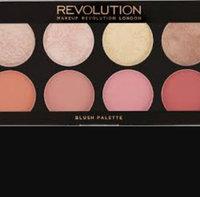 Makeup Revolution Golden Sugar 2 Rose Gold Ultra Professional Blush Palette uploaded by Zahra H.