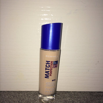 Photo of Rimmel London Match Perfection Foundation uploaded by isabelle d.