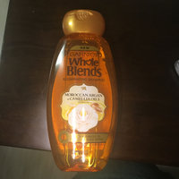 Garnier Whole Blends Moroccan Argan & Camellia Oils Extracts Illuminating Shampoo uploaded by Izeir J.