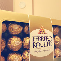 Ferrero Rocher® Chocolate uploaded by Iffa B.