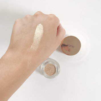 Photo of tarte Chrome Paint Shadow Pot uploaded by Becca W.
