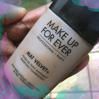 MAKE UP FOR EVER Mat Velvet + Matifying Foundation uploaded by Dominique S.