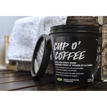 LUSH Cup O' Coffee Face and Body Mask uploaded by Shanelle B.