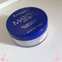 Rimmel London Match Perfection Loose Transparent Powder uploaded by Holly J.