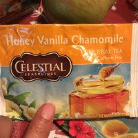 Celestial Seasonings® Honey Vanilla Chamomile Herbal Tea Caffeine Free uploaded by Rubi C.