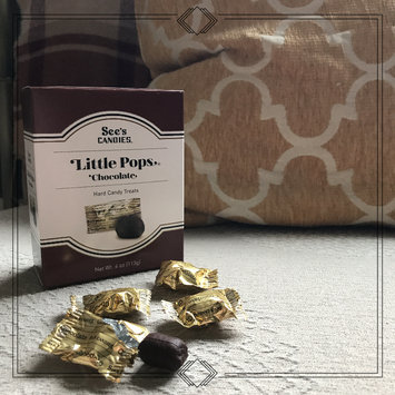Photo of Sees Candies See's Candies 4 oz. Chocolate Little Pops uploaded by Catherine C.