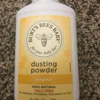 Burt's Bees Baby Dusting Powder uploaded by Katerine K.