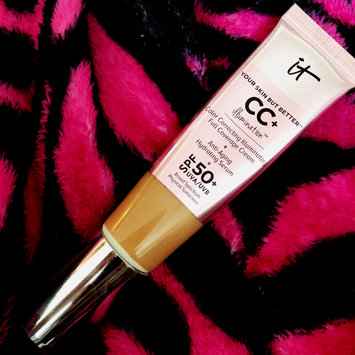 Photo of IT Cosmetics® Your Skin But Better™ CC+ Illumination™ with SPF 50+ uploaded by Meli R.