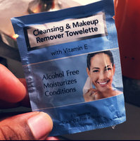 MT Facial Cleansing & Makeup Remover Towelette uploaded by Todre ..