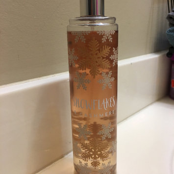 Photo of Bath & Body Works Snowflakes & Cashmere Fragrance Mist uploaded by Stephanie M.
