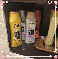 Tone® Blissful Awakening Caffeine & Vanilla Blossom Energizing Body Wash 18 fl. oz. Bottle uploaded by Erin J.