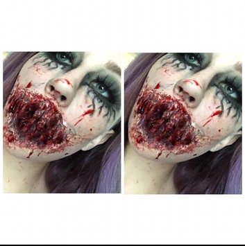 Photo of Halloween Makeup Face Paint Cream 5 Piece Bundle: Zombie Vampire Blood Witch Cat uploaded by Audrey R.