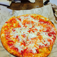 California Pizza Kitchen Four Cheese Crispy Thin Crust 5.5 oz uploaded by Gillian S.