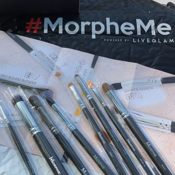 Photo of Morphe E8 Elite II Detail Contour Brush uploaded by Evelyn M.