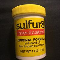 Sulfur8 Original Formula Anti-Dandruff Hair & Scalp Conditioner uploaded by Shanae A.