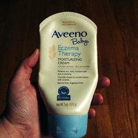 Aveeno® Baby Eczema Therapy Moisturizing Cream uploaded by Amber K.