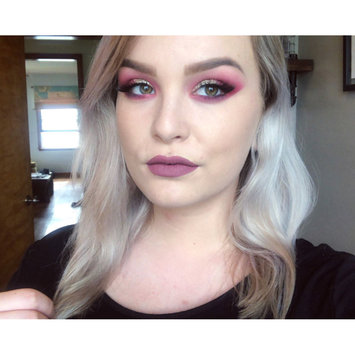 Photo of Huda Beauty Textured Eyeshadows Palette Rose Gold Edition uploaded by Tayler E.