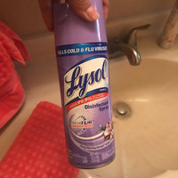 Lysol® Early Morning Breeze™ Scent Disinfectant Spray 12.5 oz. Bottle uploaded by Ashley C.