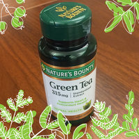 Nature's Bounty Herbal Capsules Green Tea Standardized Extract 315 mg - 100 CT uploaded by Margie N.