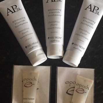 AP-24 Whitening Fluoride Toothpaste uploaded by Brianna B.