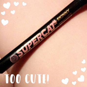 Photo of Soap & Glory Supercat Skinny Eyeliner Black .05 oz uploaded by Lucy P.
