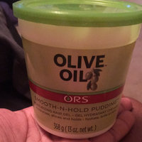 Olive Oil Organic Root Stimulator Smooth-N-Hold Pudding uploaded by Teona M.