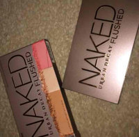 Urban Decay Naked Flushed uploaded by Ellie P.