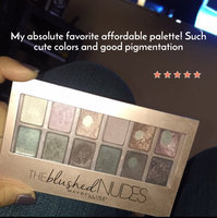 Maybelline New York Expert Wear The Blushed Nudes Shadow Palette uploaded by Amy P.