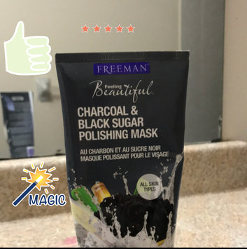 Photo of Freeman Beauty Feeling Beautiful™ Charcoal & Black Sugar Polishing Mask uploaded by Ishita N.
