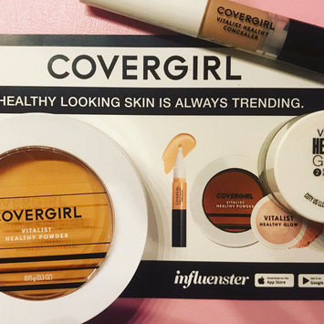 Photo of COVERGIRL Vitalist Healthy Setting Powder uploaded by Jamillah A.