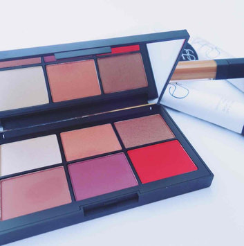 Photo of NARS NARSISSIST UNFILTERED CHEEK PALETTE Unflitered I uploaded by Felice S.