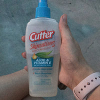 Cutter Skinsations Ultra Light Insect Repellent uploaded by Ylluz C.