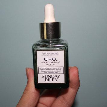 Sunday Riley U.F.O. Ultra-Clarifying Face Oil uploaded by Alex J.