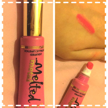 Photo of Too Faced Melted Metal Liquified Metallic Lipstick uploaded by Freya R.