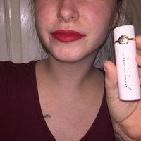Too Faced Peach Kiss Moisture Matte Long Wear Lipstick uploaded by Kelli N.