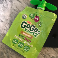 GoGo SqueeZ Apple Berry Applesauce On the Go uploaded by Suzanne M.