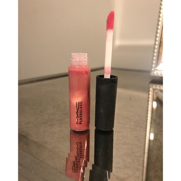 Photo of M.A.C Cosmetics Plushglass Lip Gloss uploaded by Nicole B.