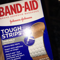 Band-Aid Adhesive Bandages Sheer Strips Extra Large - 10 CT uploaded by karen D.
