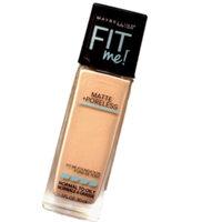 Fit Me!® Matte + Poreless Foundation 220 Natural Beige 2-1 fl. oz. Pump Bottles uploaded by Melissa D.