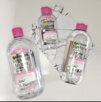 L'Oreal Garnier Skin Micellar Cleansing Water 400 ml by HealthMarket uploaded by Alisha J.