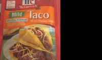 McCormick® 30 % Less Sodium Mild Taco Seasoning Mix uploaded by Whitney G.