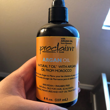Photo of Proclaim Argan Oil Spray Oil Treatment uploaded by Clarissa G.